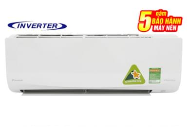 Điều hòa Daikin 2 chiều InverterFTHF50RVMV 18000BTU