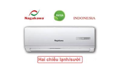 Điều hòa Nagakawa 2 chiều NS-A18TL 18000BTU