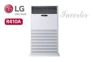 Điều hòa tủ đứng LG 1 chiều inverter APNQ100LFA0 98000BTU
