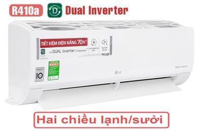 Điều hòa LG 2 chiều Inverter B18END 18000BTU