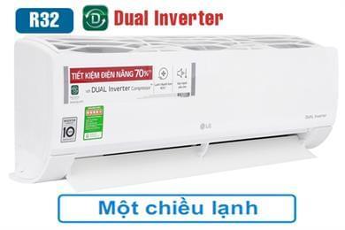 Điều hòa LG 1 chiều Inverter V13ENS 12.000BTU
