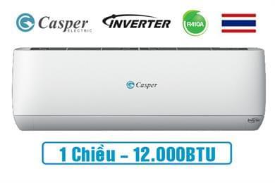 Điều hòa Casper inverter 1 chiều GC-12TL22 12.000BTU