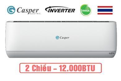 Điều hòa Casper inverter 2 chiều GH-12TL22 12.000BTU