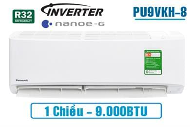 Điều hòa Panasonic inverter PU9VKH-8 1 chiều 9000BTU