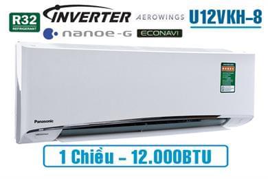 Điều hòa Panasonic inverter U12VKH 1 chiều 12000BTU
