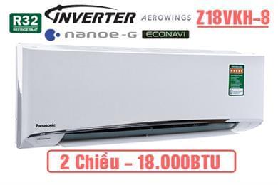 Điều hòa Panasonic 2 chiều inverter Z18VKH-8 18000BTU