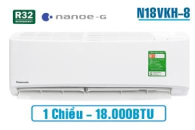 Điều hòa Panasonic N18VKH-8 1 chiều 18000BTU