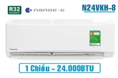 Điều hòa Panasonic N24VKH-8 1 chiều 24000BTU