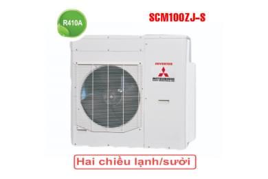 Dàn nóng điều hòa Multi Mitsubishi Heavy 2 chiều 34.000BTU SCM100ZM-S