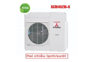 Dàn nóng điều hòa Multi Mitsubishi Heavy 2 chiều 14.000BTU SCM40ZM-S