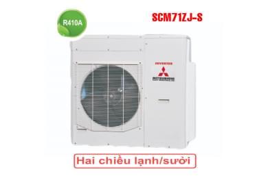Dàn nóng điều hòa Multi Mitsubishi Heavy 2 chiều 24.000BTU SCM71ZM-S1