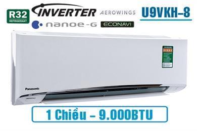 Điều hòa Panasonic inverter U9VKH 1 chiều 9000BTU