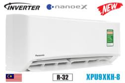 Điều hòa Panasonic công suất 9000 BTU 1 chiều inverter XPU9XKH-8